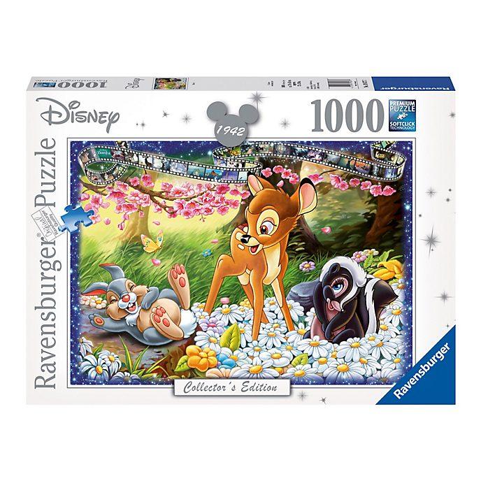 Ravensburger Puzzle 1000pièces Bambi, Disney Collector's Edition