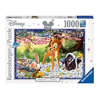 Ravensburger puzzle 1000 pezzi edizione da collezione Bambi