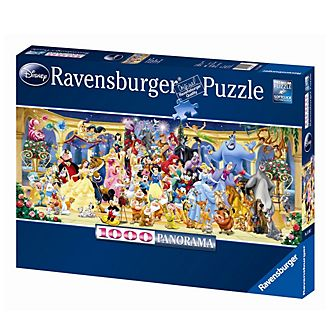 Ravensburger Puzzle 1 000 pièces Panorama, Disney Collector's Edition