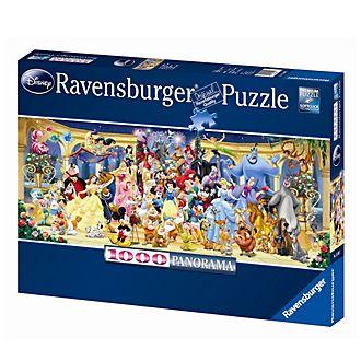 Ravensburger puzle panorámico Disney edición coleccionista (1.000 piezas)