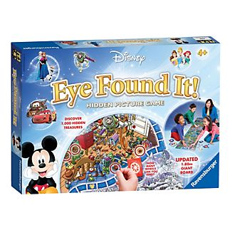 Ravensburger juego imágenes ocultas Eye Found It, Disney