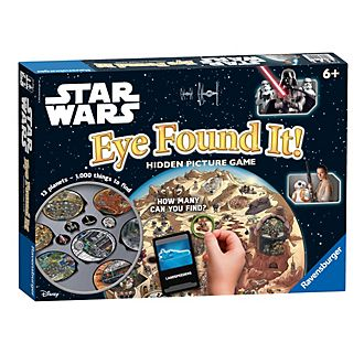 Ravensburger Star Wars Eye Found It Hidden Picture Game