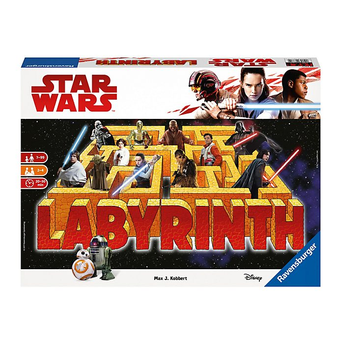 Ravensburger Star Wars Labyrinth Junior