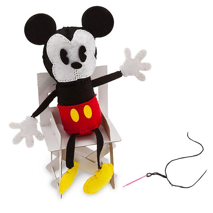 Kit peluche Mickey Mouse creación propia, Disney Store