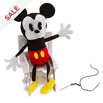 Disney Store - Micky Maus - Kuschelpuppe zum Selbstbasteln