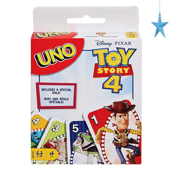 Mattel Toy Story 4 Uno