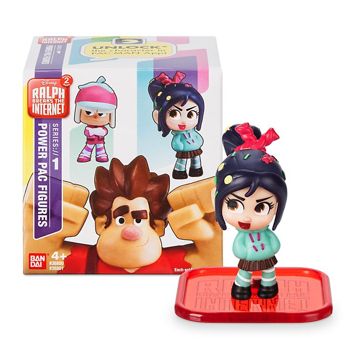 Disney Store Wreck-It Ralph 2 Mystery Power Pac Figure, Series 1