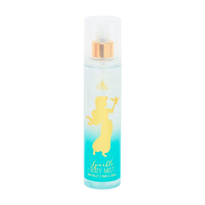 Disney Store Princess Jasmine Sparkle Body Mist