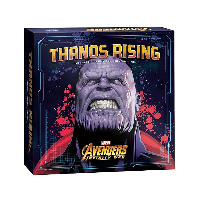 Thanos Rising Avengers: Infinity War Dice and Card Game