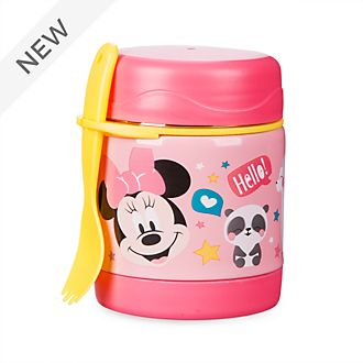 Disney Store Minnie Mouse Food Container