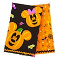Disney Store Mickey and Minnie Halloween Tea Towels