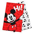 Paños de cocina Mickey Mouse, colección Disney Eats, Disney Store (2u.)