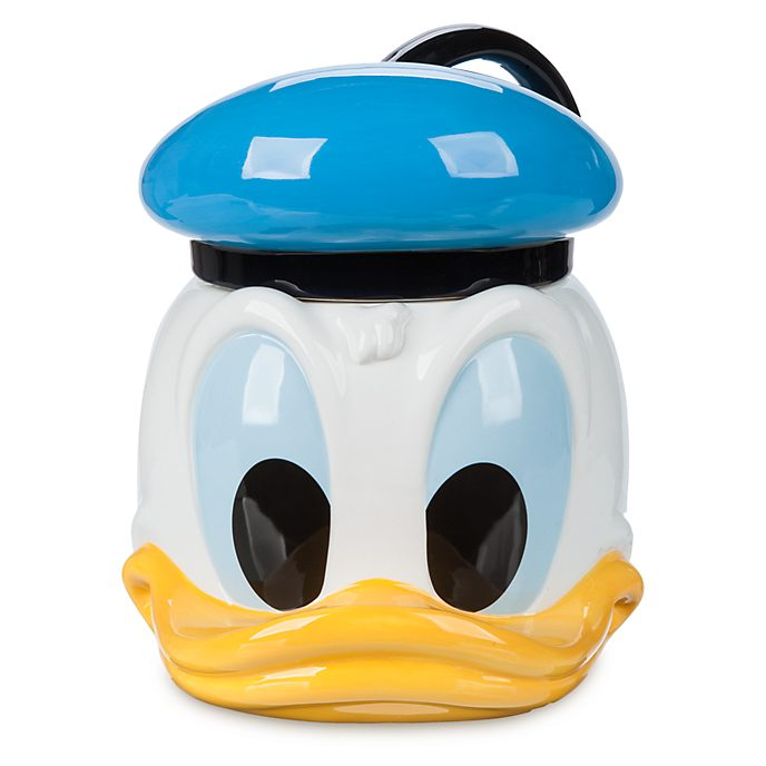 Tarro galletas pato Donald, Disney Store