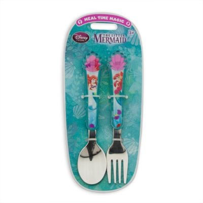 Ariel Waterfill Cutlery Set, The Little Mermaid