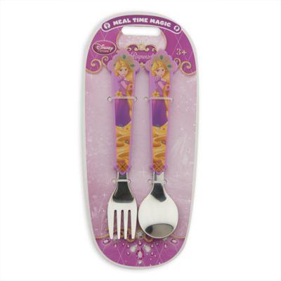 Rapunzel Cutlery Set