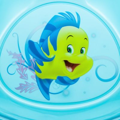Flounder Shell Bowl, The Little Mermaid