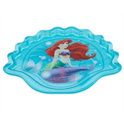 Ariel Shell Plate, The Little Mermaid