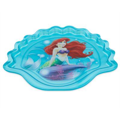 Arielle, die Meerjungfrau - Arielle Teller in Muschelform