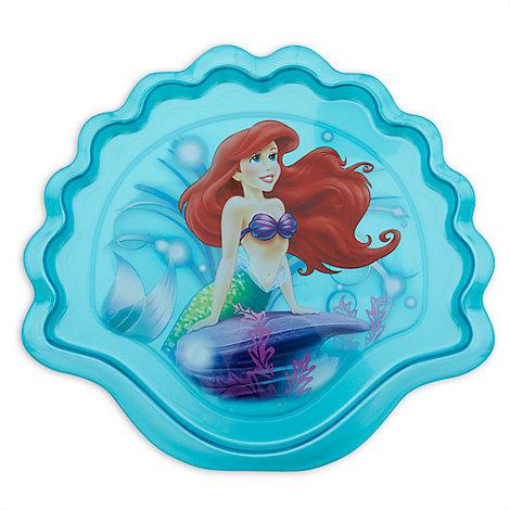 Piatto a forma di conchiglia Ariel, La Sirenetta