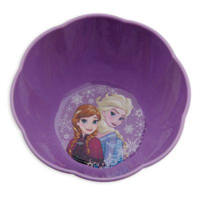 Ciotola con brillantini Frozen - Il Regno di Ghiaccio