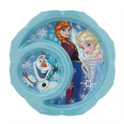 Plato brillante Frozen