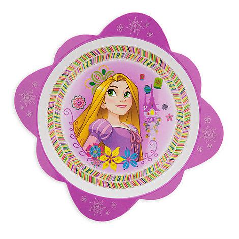 Rapunzel tallerken