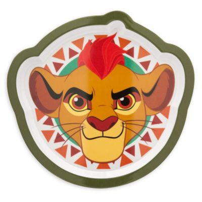 Assiette La Garde du Roi Lion