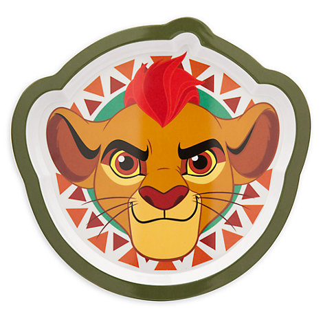 The Lion Guard Plate