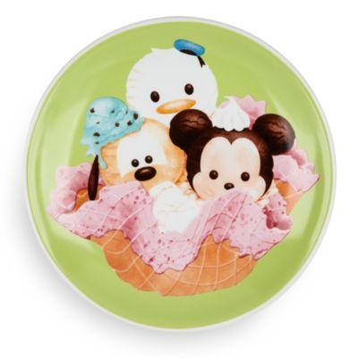 Lille tallerken med Mickey Mouse Tsum Tsums