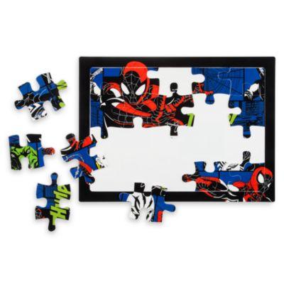 Spider-Man dækkeserviet som puslespil