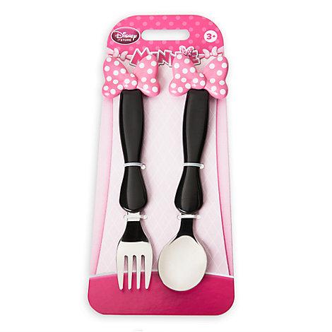 Mimmi Pigg gaffel och sked