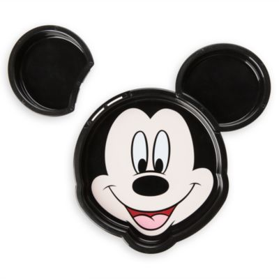 Ensemble assiette Mickey Mouse