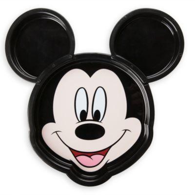 Conjunto plato Mickey Mouse