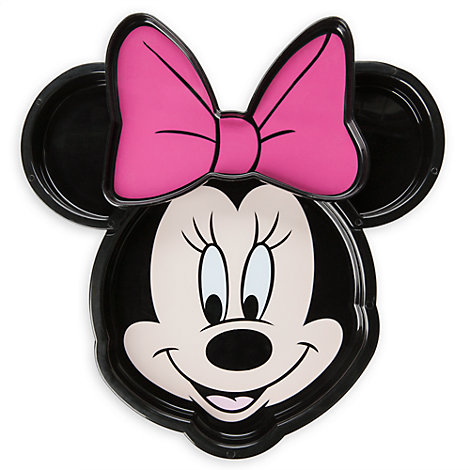 Ensemble assiette Minnie Mouse