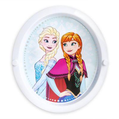 Ensemble assiette et couverts La Reine des Neiges