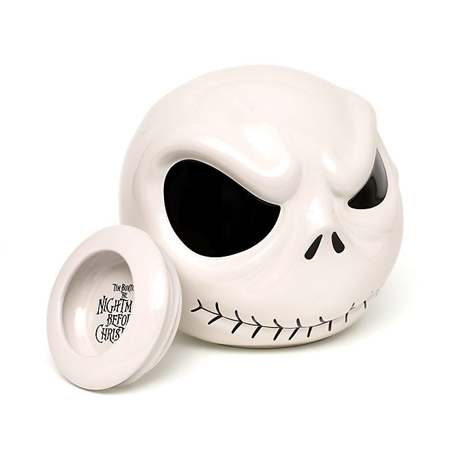 The Nightmare Before Christmas Jack Skellington Cookie Jar