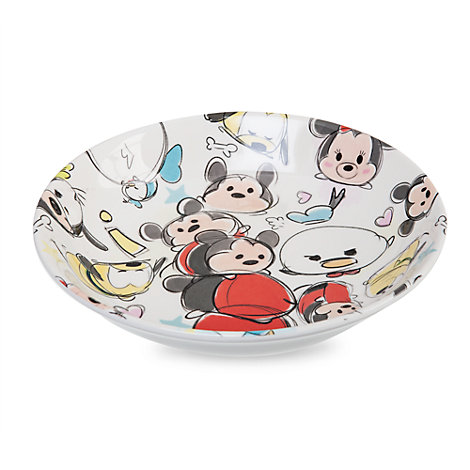 Disney Tsum Tsum tallrik