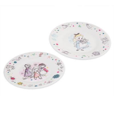 Disney Animators' Collection tallerkensæt