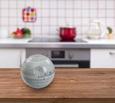 Minuterie Étoile de la Mort Star Wars