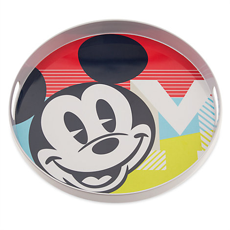 Mickey Mouse Summer Fun Serving Tray