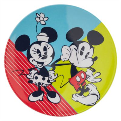 Mickey Mouse Summer Fun Plate