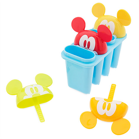Mickey Mouse Summer Fun Ice Lolly Mould