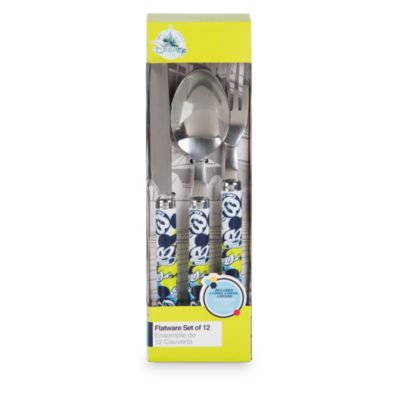 Mickey Mouse Summer Fun Cutlery Set