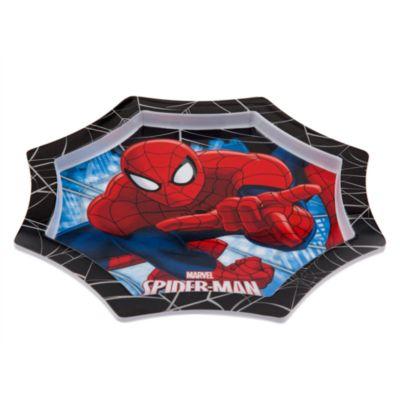 Assiette en mélamine Spider-Man