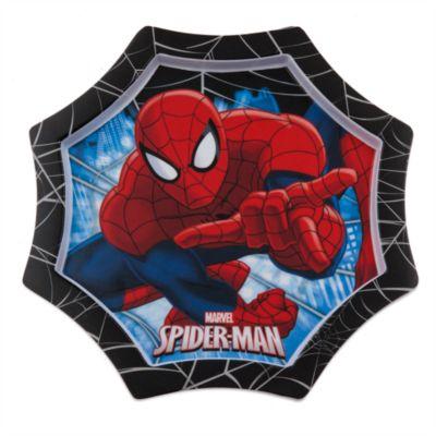 Plato de melamina de Spider-Man