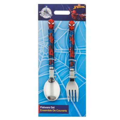Spider-Man Cutlery Set