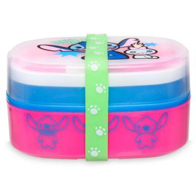 Stitch MXYZ Food Storage Container With Cutlery