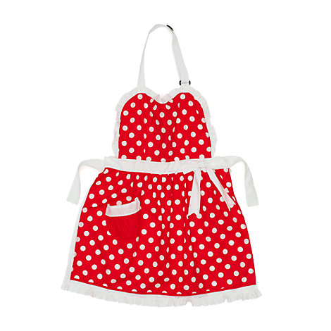 Minnie Mouse Apron For Adults