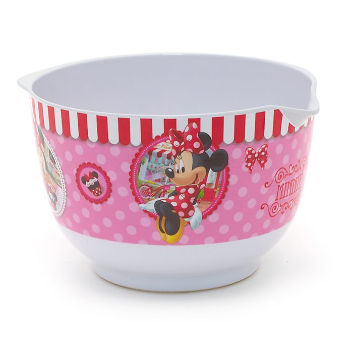 Minnie Mouse Melamine Mixing Bowl