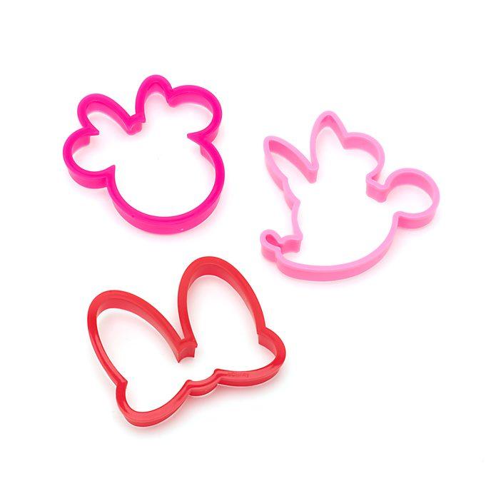 Ensemble de 3 emporte-pièces Minnie Mouse